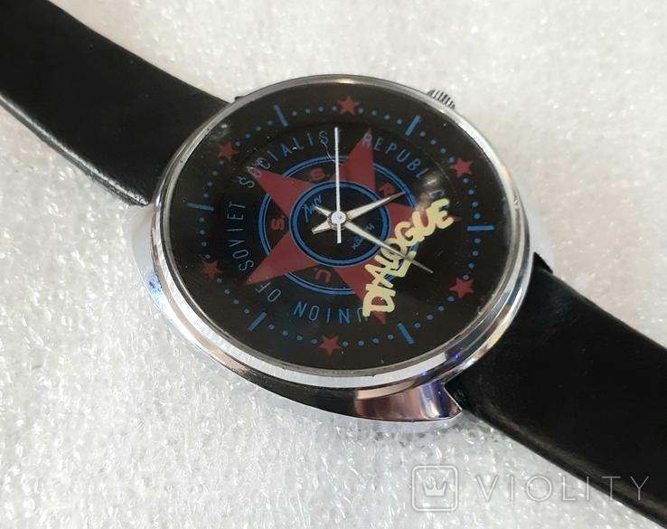 Часы луч кварц, фото №3