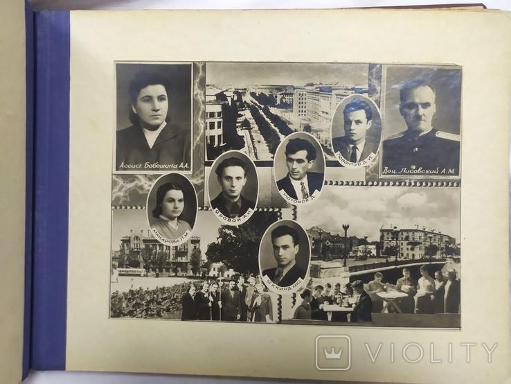 1957 Фото альбом Сельско-хозяйственного института им Докучаева. Харьков. 16 фото, фото №10