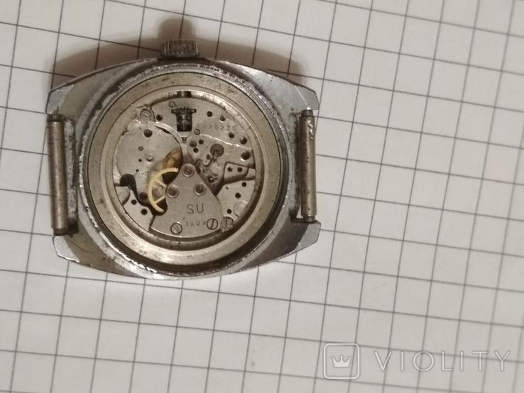 Часы Луч нерабочие, фото №5