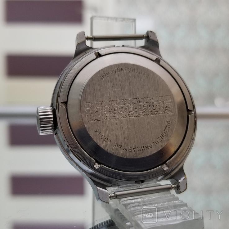 Часы Восток Амфибия Подводная Лодка Антимагнитные СССР (на ходу), фото №7