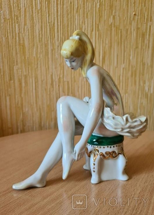 Балерина Леночка, фото №2