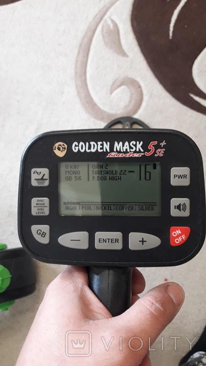 Golden Mask 5+se, фото №4
