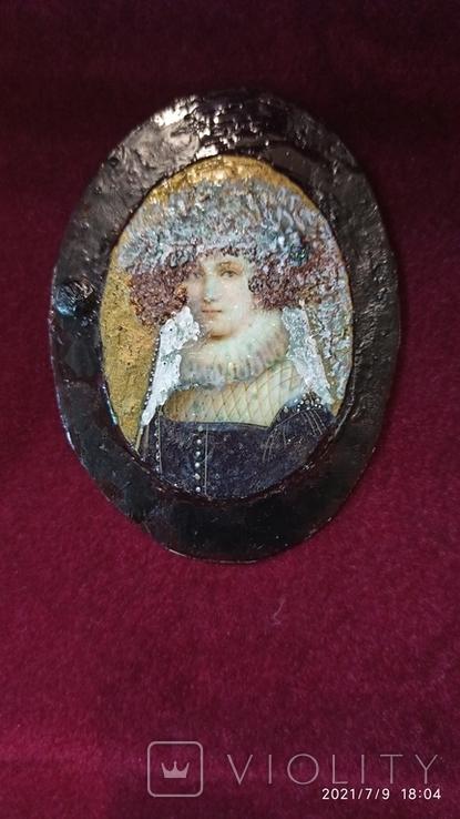 "Портрет ""Мария Стюарт (1542-1587)"", королева Франции и Шотландии, фото №7"