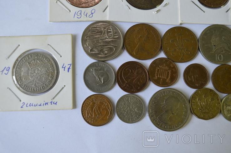 Монети Британії та її колоній без повторів, фото №4