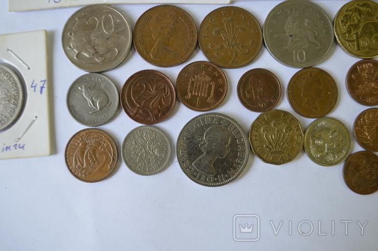 Монети Британії та її колоній без повторів, фото №6