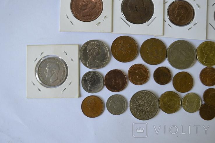Монети Британії та її колоній без повторів, фото №9