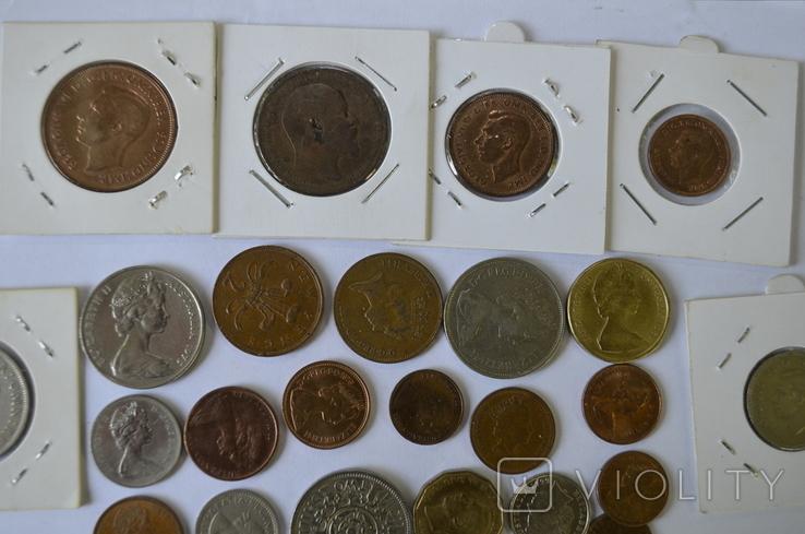 Монети Британії та її колоній без повторів, фото №10
