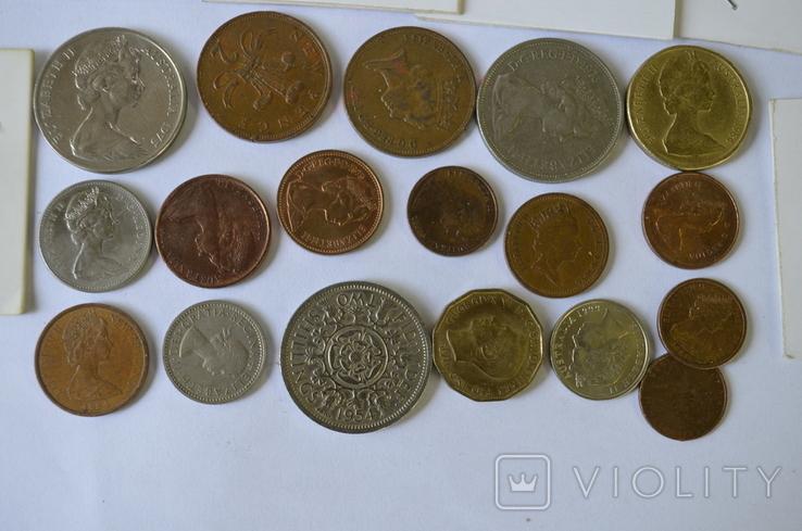 Монети Британії та її колоній без повторів, фото №11