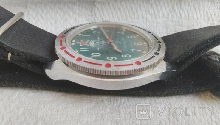 Часы Восток Командирские ВДВ, фото №5