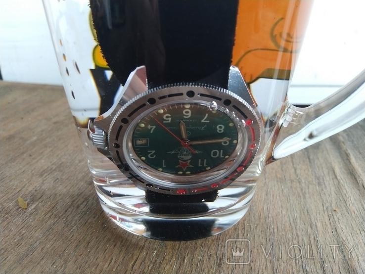 Часы Восток Командирские ВДВ, фото №9