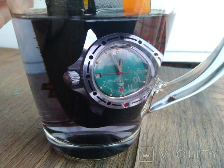 Часы Восток Командирские ВДВ, фото №10