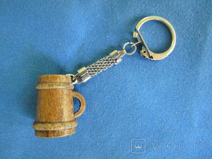 Брелок-пивная кружка., фото №2