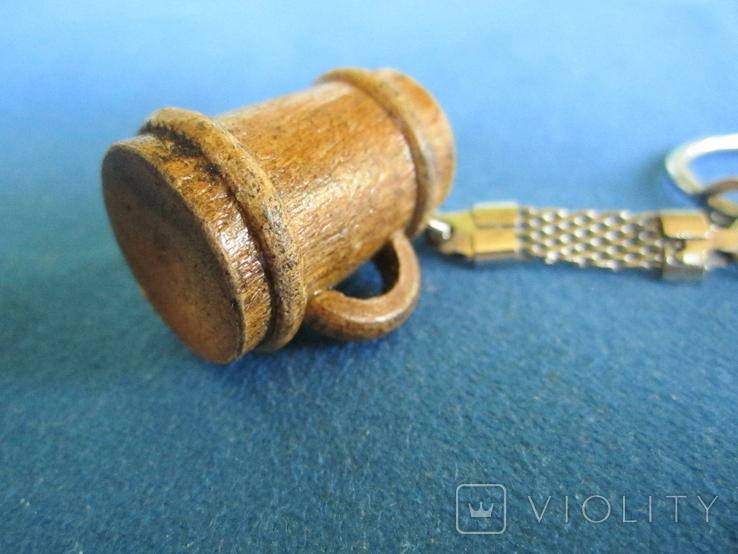 Брелок-пивная кружка., фото №4
