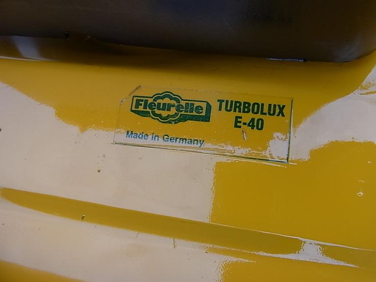 Газонокосарка FLEURELLE E 40 1600 W з Німеччини, фото №5
