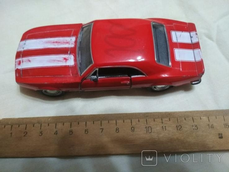 Модель Chevrolet Camaro 1967, фото №2