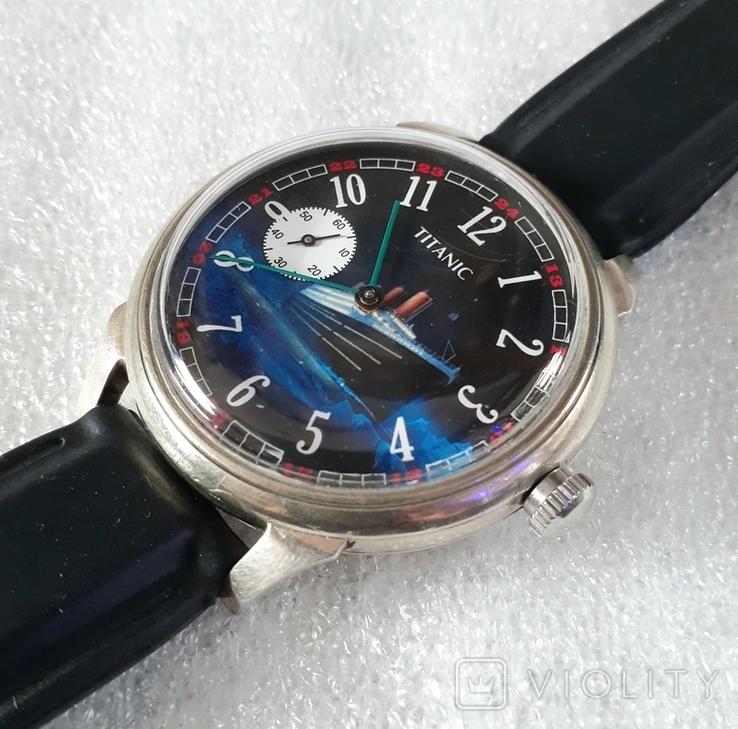 Часы Молния, фото №3