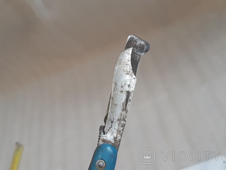 Нож СССР, цена, клеймо, фото №13