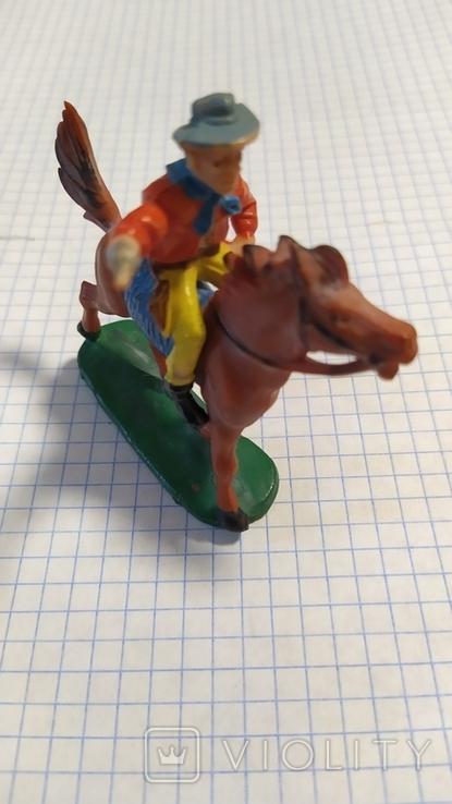 Ковбой на коне., фото №2