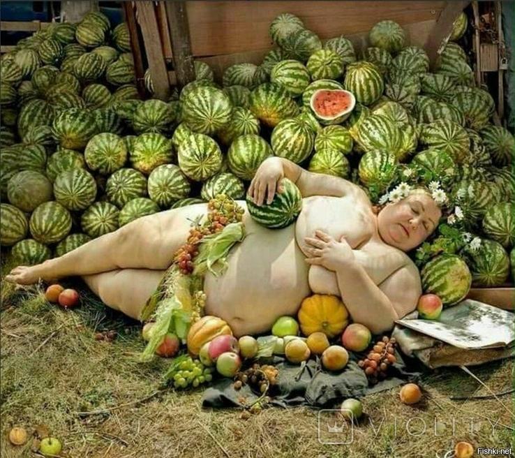 Богиня арбузов.