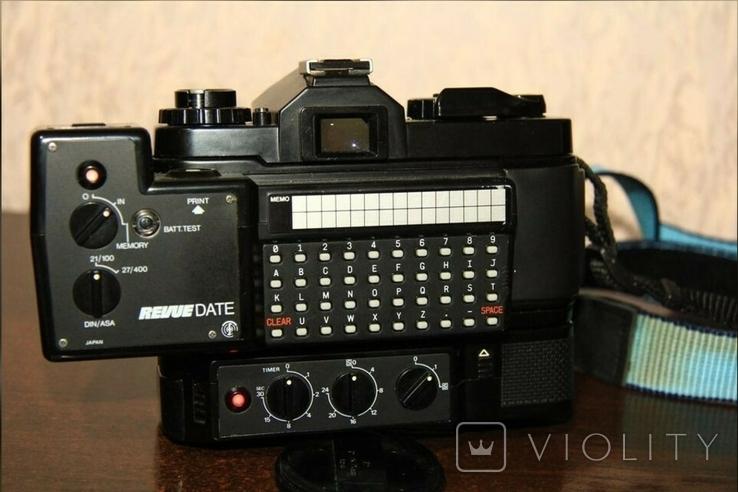 Фотоаппарат REVUEFLEX AC 2(+аксессуары)., фото №4