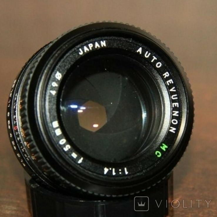 Фотоаппарат REVUEFLEX AC 2(+аксессуары)., фото №5