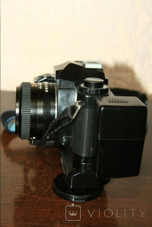 Фотоаппарат REVUEFLEX AC 2(+аксессуары)., фото №10