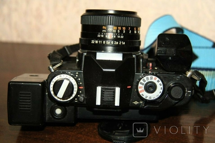 Фотоаппарат REVUEFLEX AC 2(+аксессуары)., фото №11