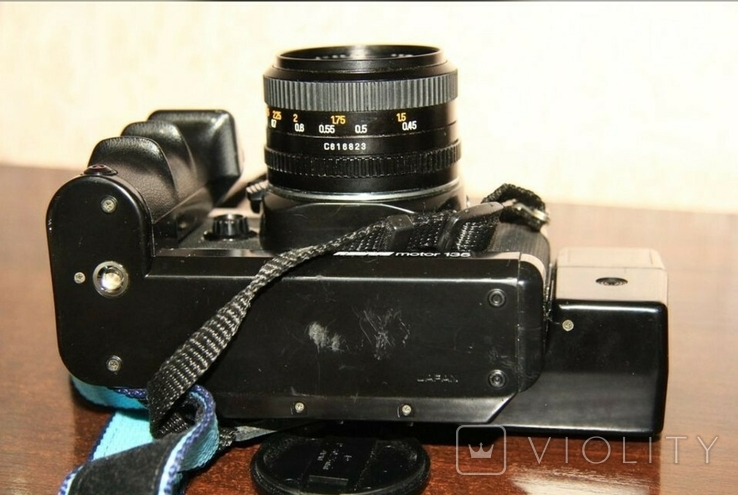 Фотоаппарат REVUEFLEX AC 2(+аксессуары)., фото №12
