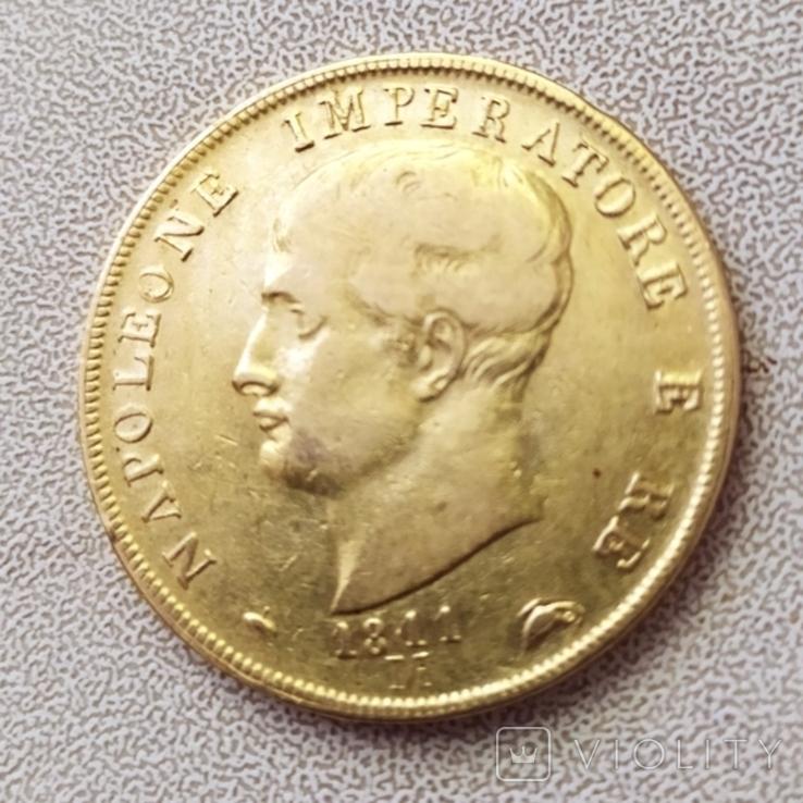 40 лир 1811 г., фото №4