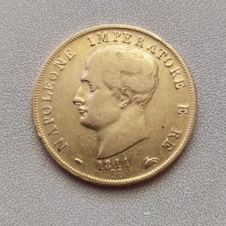 40 лир 1811 г., фото №5