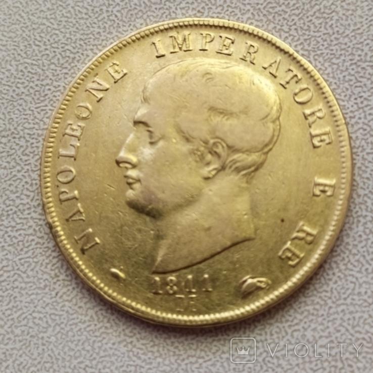 40 лир 1811 г., фото №6