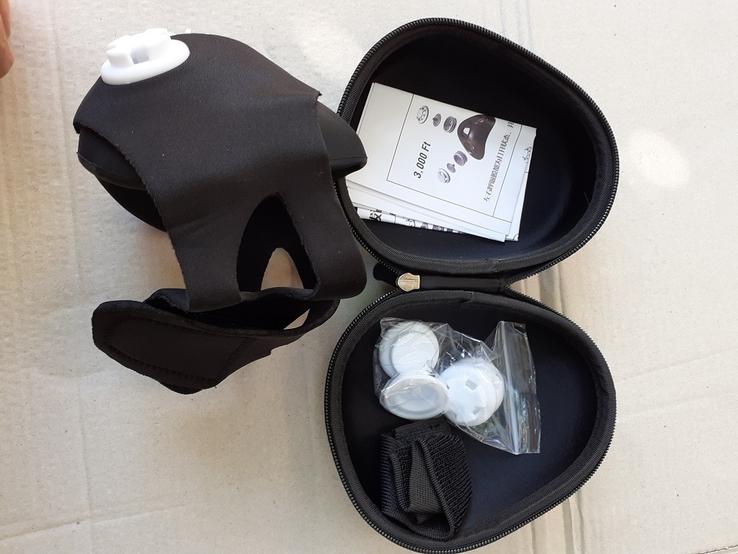 Тренировочная маска для бега Elevation Training Mask 2.0, фото №5