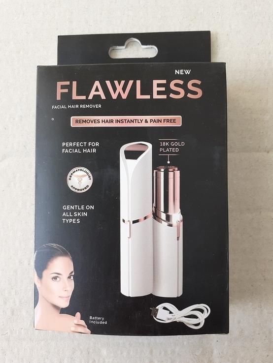Женский мини эпилятор для лица Flawless, фото №2