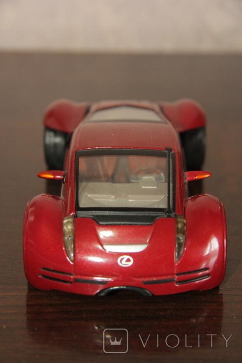 Автомодель Lexus Sports Car Model Year 2054 (Maisto 1/24), фото №3
