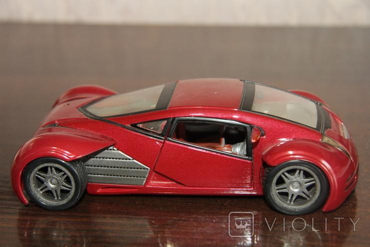 Автомодель Lexus Sports Car Model Year 2054 (Maisto 1/24), фото №4