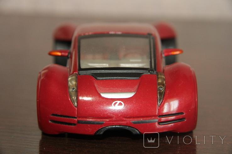 Автомодель Lexus Sports Car Model Year 2054 (Maisto 1/24), фото №6