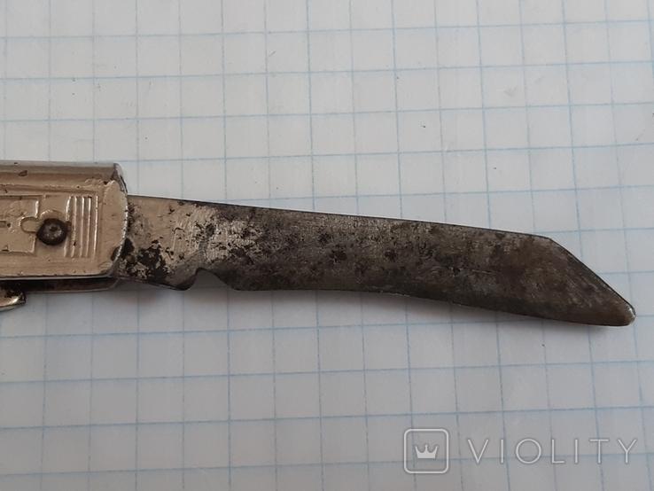 Нож складной, цена, клеймо, фото №10