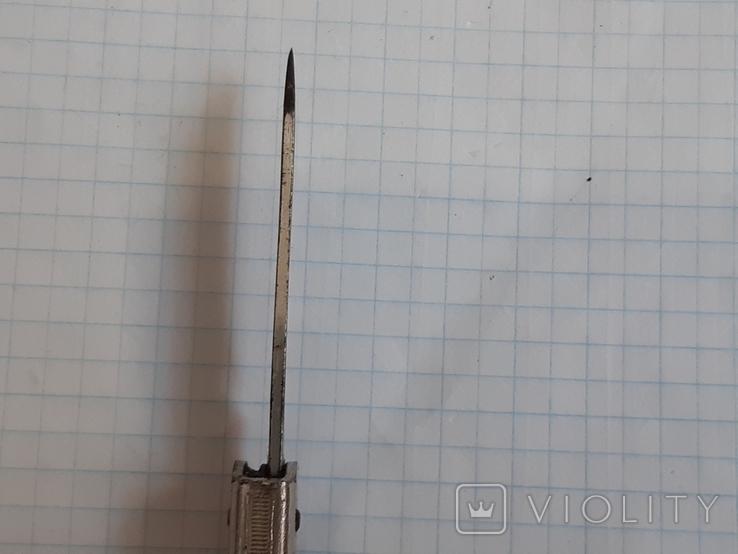 Нож складной, цена, клеймо, фото №11