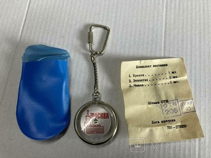 Брелок-термометр СССР№4, фото №3