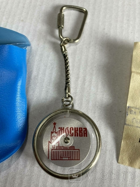 Брелок-термометр СССР№4, фото №6