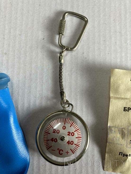 Брелок-термометр СССР№5, фото №6