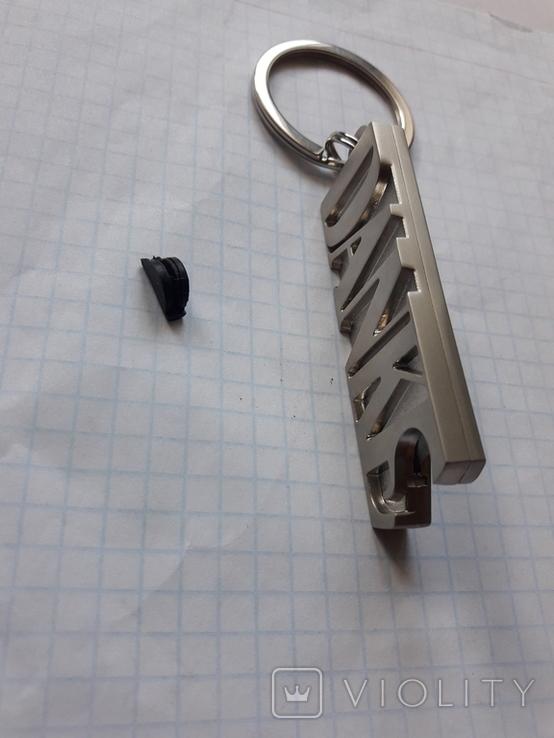 Брелок з відкривачами пляшок і функцією різаня ременя, фото №9