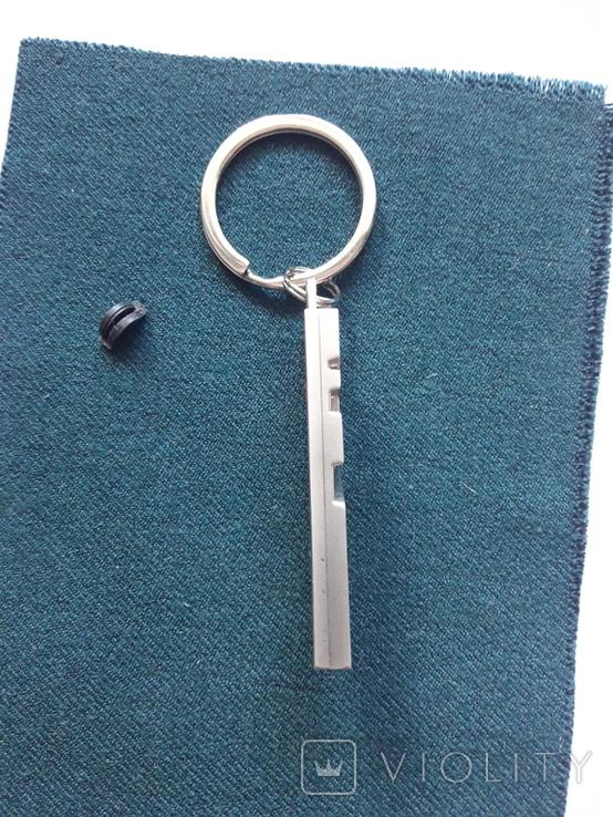 Брелок з відкривачами пляшок і функцією різаня ременя, фото №11