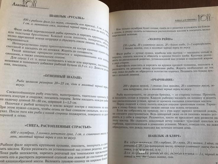2001 Рецепты блюд для пикника, фото №6