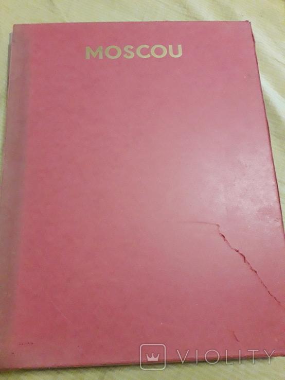 Книга фотоальбом Москва на английском языке, фото №6