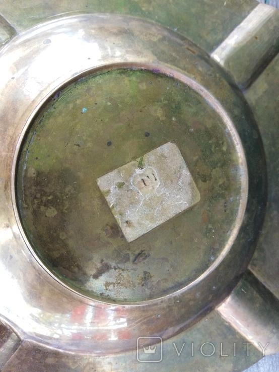Пепельница индийская., фото №10