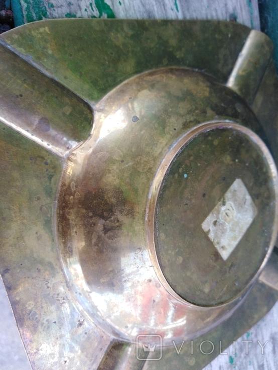 Пепельница индийская., фото №11