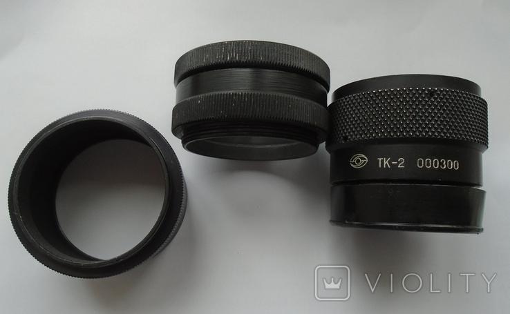 ТК-2 номер 000300 + кольца., фото №9