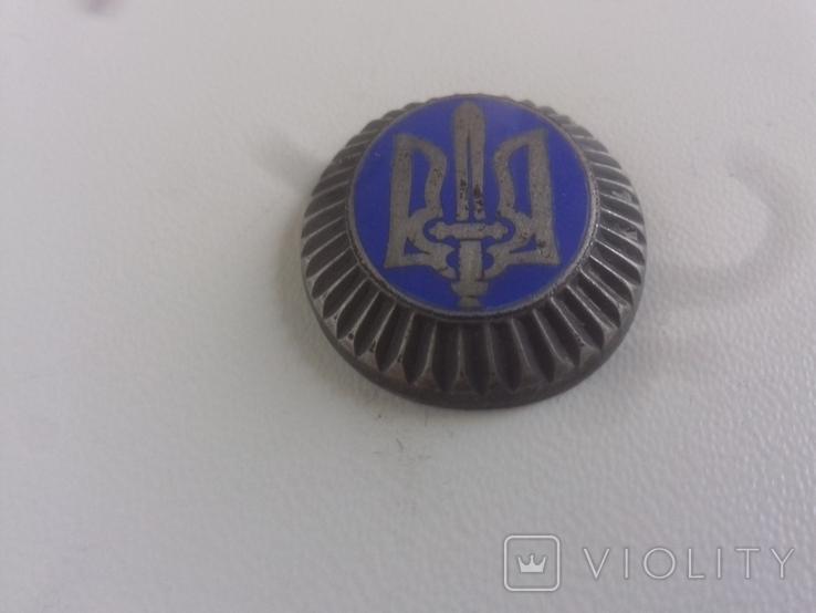Кокарда ВВН 1939р. Легіон полк. Р.Сушка (емаль), фото №5