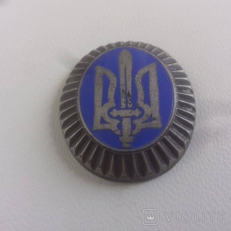 Кокарда ВВН 1939р. Легіон полк. Р.Сушка (емаль), фото №2
